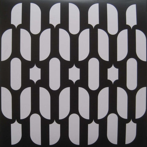 "Planetary Assault Systems ‎– The Light Years Reworks : Mote-Evolver ‎– MOTELP03 : 3 × Vinyl, 12"", 33 ⅓ RPM, Clear"