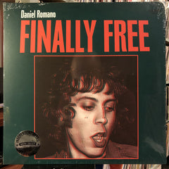 Daniel Romano ‎– Finally Free : New West Records ‎– NW5255X : Vinyl, LP, Album, Indie Retail Color Exclusive