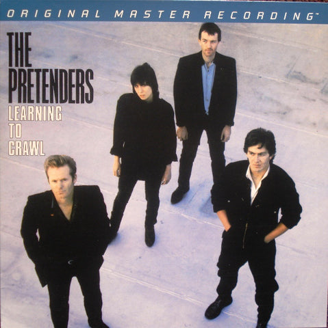 The Pretenders ‎– Learning To Crawl : Mobile Fidelity Sound Lab ‎– MFSL 1-339 Series: Original Master Recording – , GAIN 2™ Ultra Analog LP 180g Series – : Vinyl, LP, Album, Limited Edition, Numbered, Reissue, Remastered, Gatefold