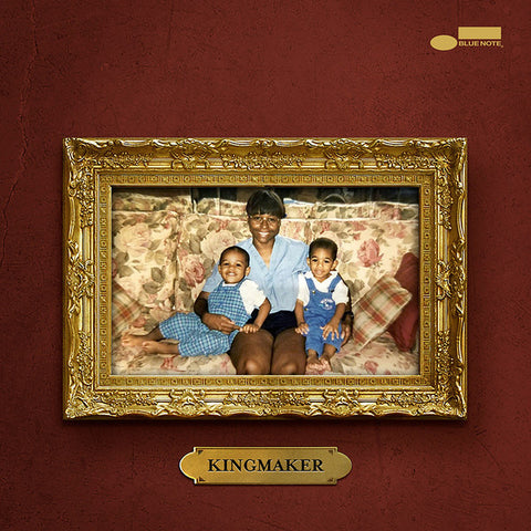 Joel Ross (3) ‎– Kingmaker : Blue Note ‎– B003046401 Series: Vinyl Me, Please. Exclusive Pressing – : 2 × Vinyl, LP, Album, Club Edition, Limited Edition, Numbered, Stereo, White