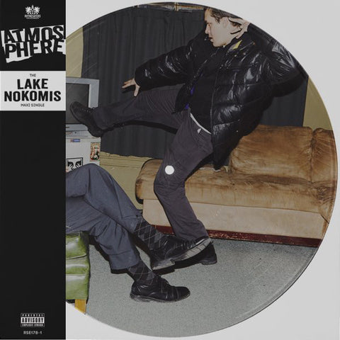 "Atmosphere (2) ‎– The Lake Nokomis Maxi Single : Rhymesayers Entertainment ‎– RSE178-1 : Vinyl, 12"", Picture Disc, Maxi-Single, Numbered, Limited Edition"