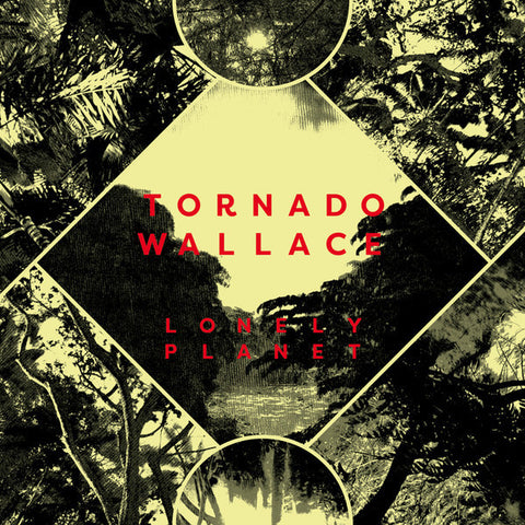 Tornado Wallace ‎– Lonely Planet : Running Back ‎– RBLP09 : Vinyl, LP, Album