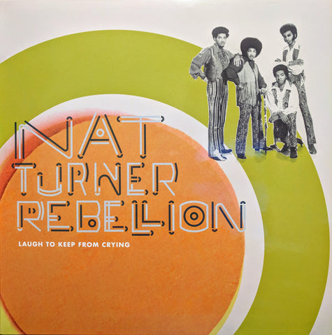 "Nat Turner Rebellion ‎– Laugh To Keep From Crying : Mad Dragon Records ‎– VMP-053 Series: Vinyl Me, Please. Classics – C023 : Vinyl, LP, Album, Club Edition, 180g  Vinyl, 7"", 45 RPM, Club Edition"