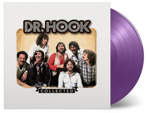 Dr. Hook ‎– Collected : Music On Vinyl ‎– MOVLP2509 : 2 × Vinyl, LP, Compilation, Limited Edition, Numbered, Reissue, Purple Vinyl