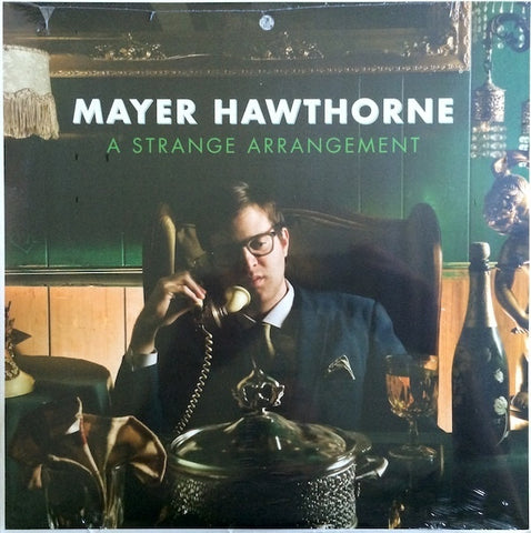 Mayer Hawthorne - A Strange Arrangement - Stones Throw Records - STH2219 - 2xLP, Album