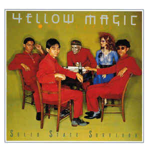 Yellow Magic Orchestra ‎– Solid State Survivor : Music On Vinyl ‎– MOVLP1467, Epic ‎– MOVLP1467, Alfa ‎– MOVLP1467 : Vinyl, LP, Limited Edition, Reissue, Clear vinyl, 180 gram