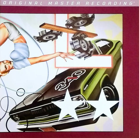 The Cars ‎– Heartbeat City : Mobile Fidelity Sound Lab ‎– MFSL 1-442 Series: Original Master Recording – : Vinyl, LP, Album, Limited Edition, Numbered, Reissue, Remastered, Gatefold, 180g