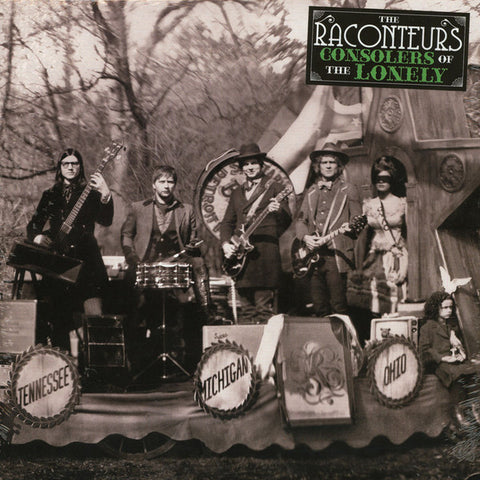 The Raconteurs ‎– Consolers Of The Lonely : Third Man Records ‎– TMR-538 : 2 × Vinyl, LP, Album, Reissue, 180-Gram