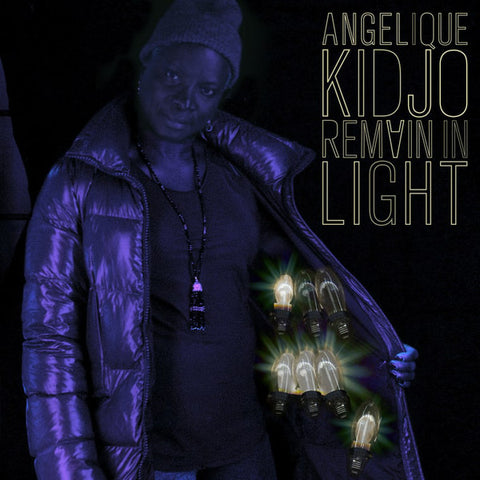 Angelique Kidjo* ‎– Remain In Light : Kravenworks ‎– L-KR1002 : Vinyl, LP, Album