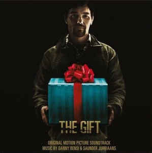 Danny Bensi, Saunder Jurriaans ‎– The Gift (Original Motion Picture Soundtrack) : Music On Vinyl ‎– MOVATM060 : Vinyl, LP, Limited Edition, Gold/Black Marbled