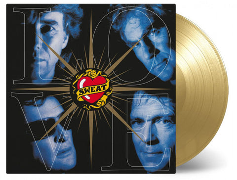 Golden Earring ‎– Love Sweat : Music On Vinyl ‎– MOVLP1968, Columbia ‎– MOVLP1968 : Vinyl, LP, Album, Limited Edition, Numbered, Gold