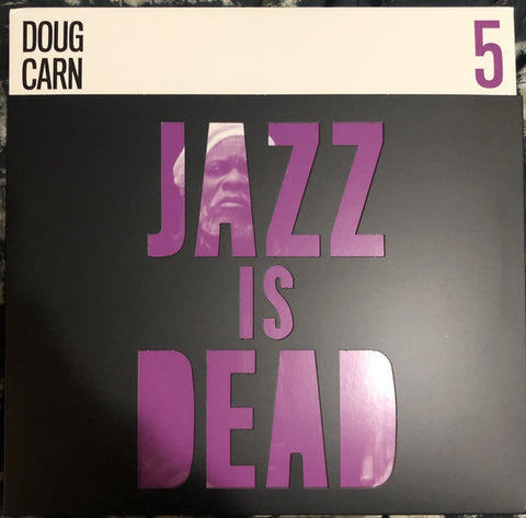 "Adrian Younge & Ali Shaheed Muhammad / Doug Carn ‎– Jazz Is Dead 5 : Jazz Is Dead ‎– none Series: Jazz Is Dead – 5 : 2 × Vinyl, 12"", 45 RPM, Album"