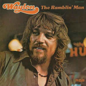 Waylon Jennings ‎– Waylon The Ramblin' Man : Music On Vinyl ‎– MOVLP1173 : Vinyl, LP, Album, Reissue, 180 Gram