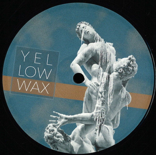 Unknown Artist ‎– Unknown : Yellow Wax ‎– YW005 : Vinyl, 12""