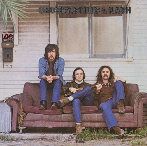 Crosby, Stills & Nash ‎– Crosby, Stills & Nash : Atlantic ‎– RCV1 8229 Series: Summer Of '69 – : Vinyl, LP, Album, Limited Edition, Reissue, Burgundy