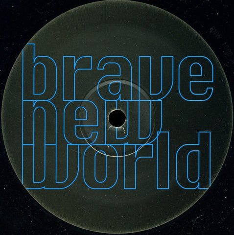 "Prince ‎– Brave New World : Not On Label (Prince) ‎– BNW 1000 : Vinyl, 12"", Unofficial Release"