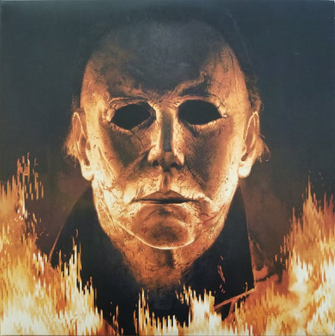 John Carpenter ‎– Halloween: Original Motion Picture Soundtrack (Expanded Edition) : Sacred Bones Records ‎– SBR-231 Series: Vinyl Me, Please : 2 × Vinyl, LP, Album, Club Edition, Limited Edition, Numbered, Red & Yellow Flicker