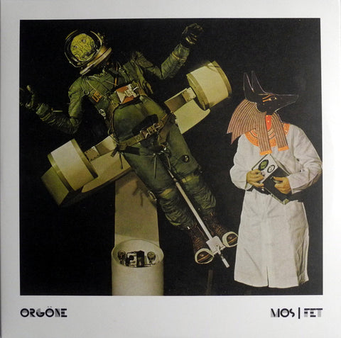 Orgöne ‎– Mos | Fet : Heavy Psych Sounds ‎– HPS132 : 2 × Vinyl, LP, Album, Limited Edition, Transparent Splatter Purple