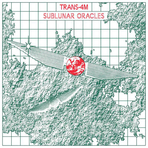 Trans-4M ‎– Sublunar Oracles : Safe Trip ‎– ST014 : 2 × Vinyl, LP, Album