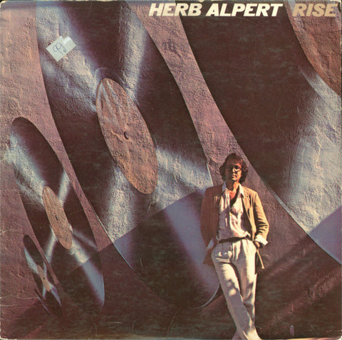 Herb Alpert ‎– Rise : A&M Records ‎– SP-4790, A&M Records ‎– SP 4790 : Vinyl, LP, Album, Santa Maria Pressing