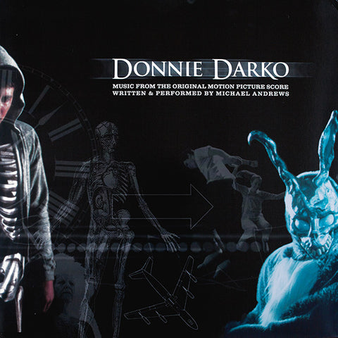 Michael Andrews ‎– Donnie Darko (Music From The Original Motion Picture Score) : Everloving ‎– EVE003 : Vinyl, LP
