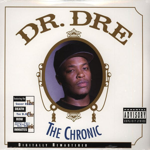 Dr. Dre - The Chronic - Death Row Records (2) - DRR 63000-1 - 2xLP, Album, RE, RM