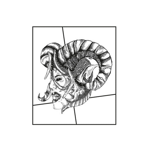 "SHDW & Obscure Shape ‎– Die Augen Des Teufels : From Another Mind ‎– FAM005 : Vinyl, 12"", EP, Limited Edition, 180g"
