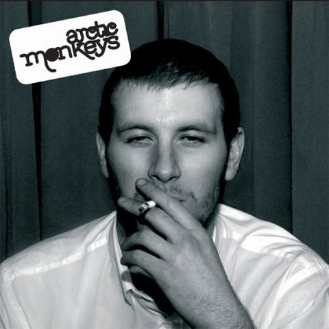 Arctic Monkeys ‎– Whatever People Say I Am, That's What I'm Not : Domino ‎– WIGLP162 : Vinyl, LP, Album, Reissue, Repress