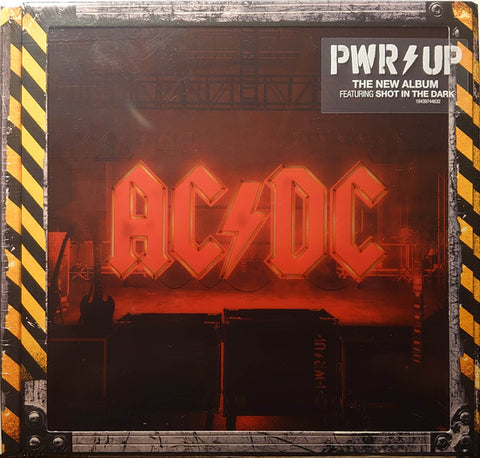 AC/DC ‎– Power Up : Columbia ‎– 19439744472, Sony Music ‎– 19439744472 : CD, Album, Deluxe Edition, Limited Edition