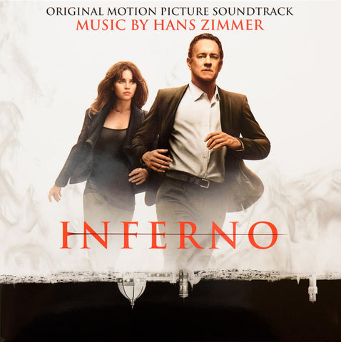 Hans Zimmer ‎– Inferno (Original Motion Picture Soundtrack) : Music On Vinyl ‎– MOVATM135, Sony Classical ‎– MOVATM135 Series: At The Movies – : 2 × Vinyl, LP, Album, Limited Edition, Numbered, Red