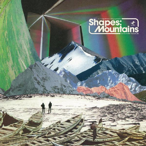 Various Artists - Shapes: Mountains (TRANSPARENT GREEN VINYL) (Vinyl) Catalog # : LP-TRU-360