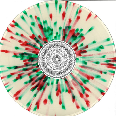 "Cosmjn ‎– Endz018 : Eastenderz ‎– ENDZ018 : Vinyl, 12"", EP, Clear-Green-Red Splattered"