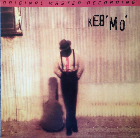 Keb' Mo'* ‎– Keb' Mo' : Mobile Fidelity Sound Lab ‎– MFSL 1-357 Series: GAIN 2™ Ultra Analog LP 180g Series – MFSL 1-357, Original Master Recording – : Vinyl, LP, Album, Limited Edition, Numbered, Reissue, Remastered