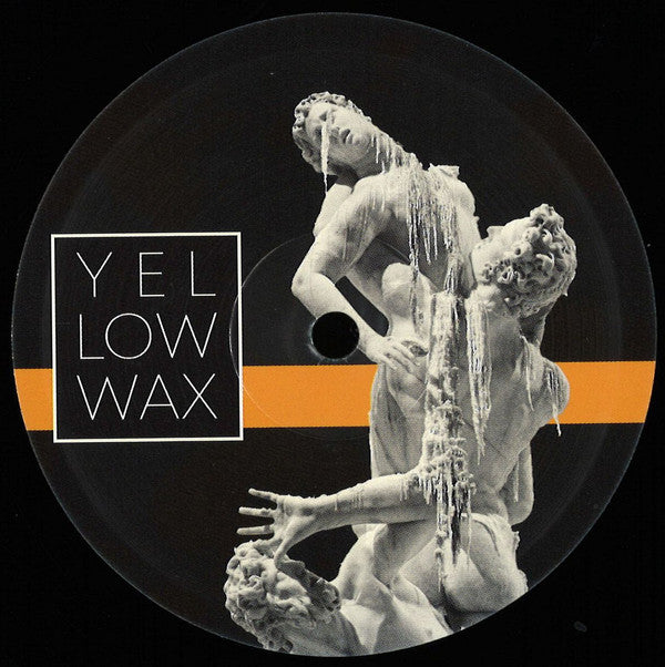 Unknown Artist ‎– Unknown : Yellow Wax ‎– YW002 : Vinyl, 12""