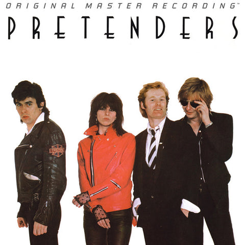 Pretenders* ‎– Pretenders : Mobile Fidelity Sound Lab ‎– MFSL 1-372 Series: Original Master Recording – , GAIN 2™ Ultra Analog LP 180g Series – : Vinyl, LP, Album, Limited Edition, Numbered, Reissue, Remastered, 180g