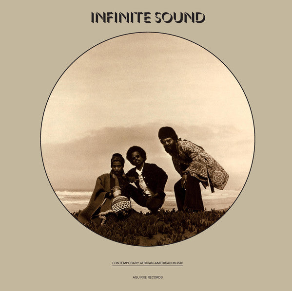Infinite Sound ‎– Contemporary African-Amerikan Music : Aguirre Records ‎– ZORN50 : Vinyl, LP, Album, Stereo