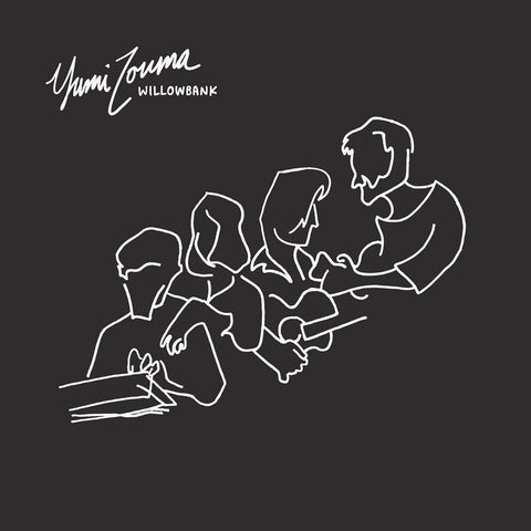 Yumi Zouma - Willowbank - Cascine LP-CSN-100LE - White Vinyl LP