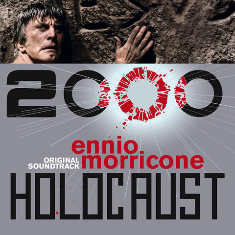 Ennio Morricone ‎– Holocaust 2000 : Dagored ‎– RED250 : Vinyl, LP, Album, Limited Edition, Splatter