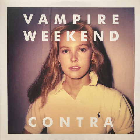 Vampire Weekend ‎– Contra : XL Recordings ‎– XL LP 429 : Vinyl, LP, Album, Reissue
