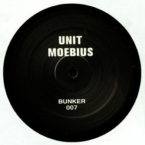 Unit Moebius ‎– Untitled : Bunker Records ‎– BUNKER 007 : Vinyl, LP, Album, Repress