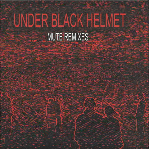 Under Black Helmet ‎– Mute Remixes : Code Is Law ‎– CODEISLAW019 : Vinyl, 12""