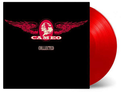 Cameo ‎– Collected : Music On Vinyl ‎– MOVLP2510 : 2 × Vinyl, LP, Compilation, Red