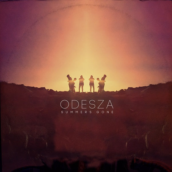 ODESZA - Summer's Gone : Foreign Family Collective LP-OD-001 - Vinyl, LP