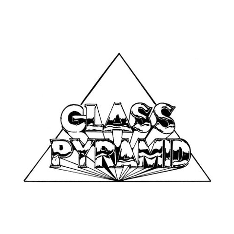 "Glass Pyramid ‎– Glass Pyramid : Peoples Potential Unlimited ‎– PPU-008, Peoples Potential Unlimited ‎– PPU - 008 : Vinyl, 12"", 33 ⅓ RPM"