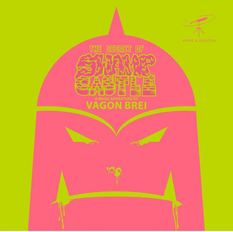 Vagon Brei ‎– Secret Of Swamp Castle : Mystic & Quantum ‎– M&Q003, Mystic & Quantum ‎– 003 : Vinyl, LP, Limited Edition, Pink
