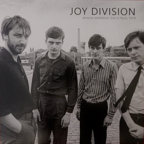 Joy Division ‎– Atrocity Exhibition: Live In Paris, December 18th, 1979 : Lively Youth Records ‎– LVY524 : Vinyl, LP, Unofficial Release