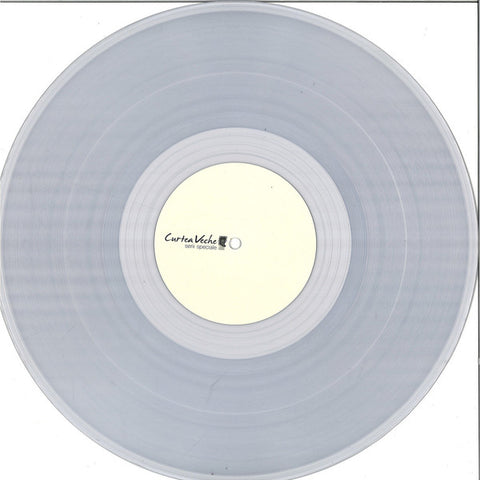 "TSN ‎– Gracy May EP : Curtea Veche ‎– CVS002 : Vinyl, 12"", clear vinyl"