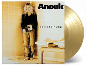 Anouk ‎– Together Alone : Music On Vinyl ‎– MOVLP1572 : Vinyl, LP, Album, Limited Edition, Numbered, Gold, 180 gram