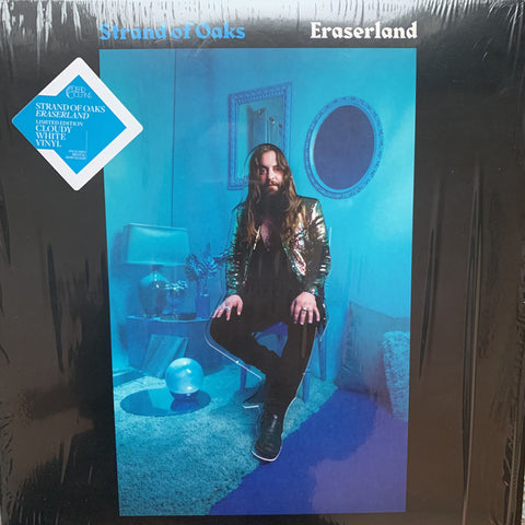 Strand Of Oaks ‎– Eraserland : Dead Oceans ‎– DOC171 : 2 × Vinyl, LP, Album, Limited Edition, Stereo, Cloudy White