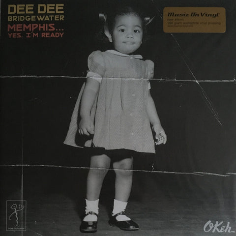 Dee Dee Bridgewater ‎– Memphis... Yes, I'm Ready : Music On Vinyl ‎– MOVLP2017 : Vinyl, LP, Album